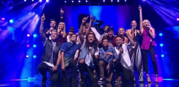 The X Factor AUS – S07E13/14 – Top 11 Perfomances and Results