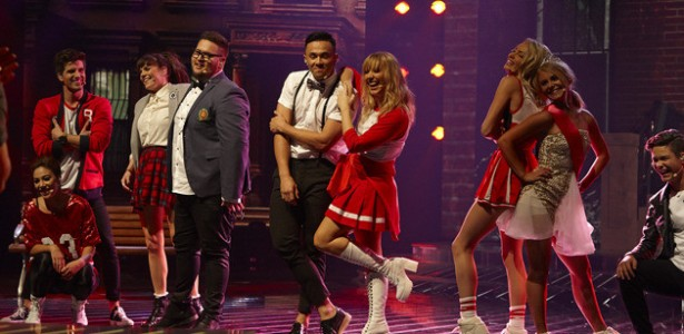 The X Factor AU – S07E17/18 – Top 8 Performances And Results