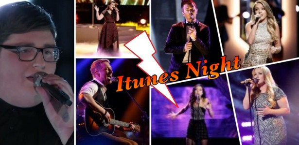 The Voice US – S09E22/23 – Top 10 Performances & Results