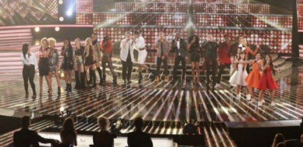 The X Factor UK – S12E15/16 – Top 13 Performances & Results