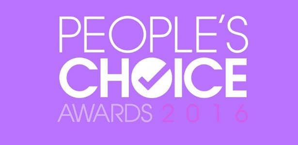 Indicados PCA 2016 (People's Choice Awards)