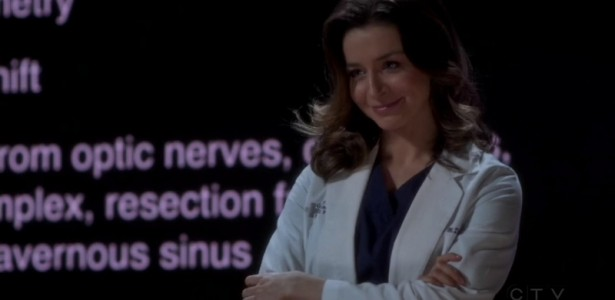 Grey's Anatomy – S11E13 – Staring at the End