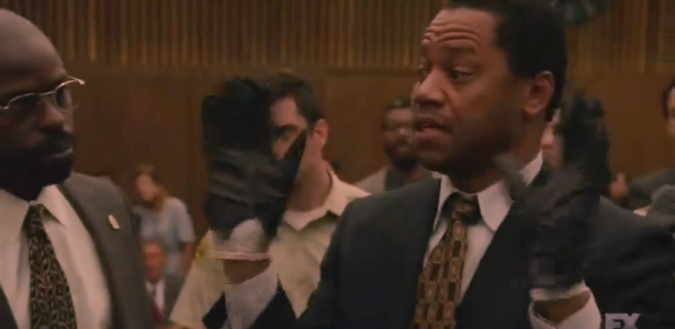 ACS: The People V. O.J Simpson – S01E07 – Conspiracy Theories