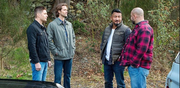 Supernatural – S11E19 – The Chitters