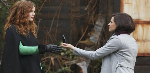 Once Upon A Time – S06E18 – Where Bluebirds Fly