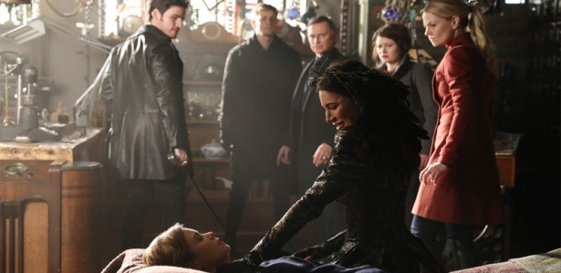 Once Upon A Time – S06E19 – The Black Fairy