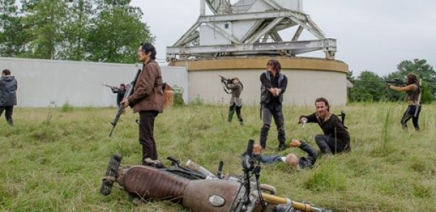 The Walking Dead – S06E13 – The Same Boat