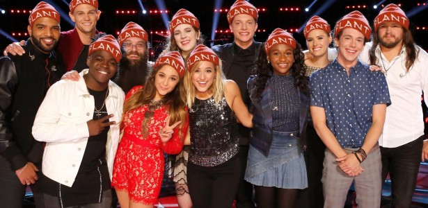 The Voice US – S10E17/18 – Top 12 Live Performances and Elimination