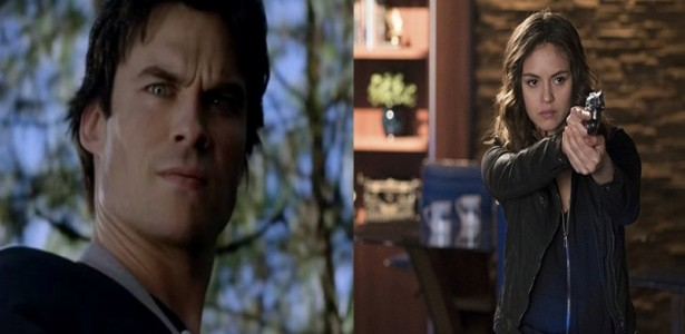 The Vampire Diaries – S07E15/16 – I Would For You/Days of Future Past