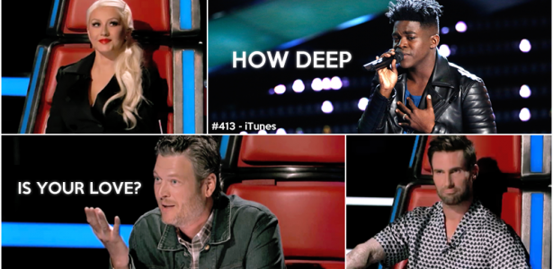 The Voice US – S10E16 – Live Playoffs Results