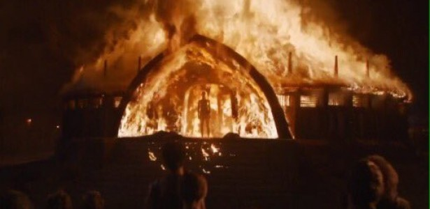 Game Of Thrones – S06E04 – Book of the Stranger