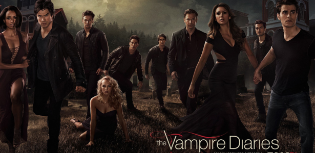 #NowPlaying: The Vampire Diaries