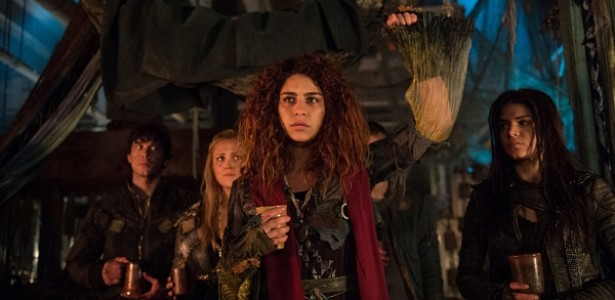 The 100 – S03E14 – Red Sky at Morning