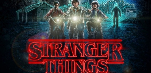 #NowPlaying: Stranger Things