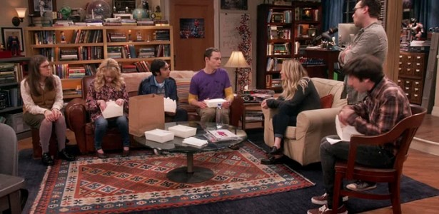 The Big Bang Theory – S10E07 – The Veracity Elasticity