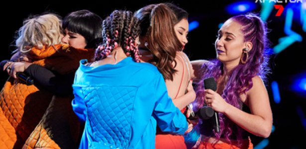 The X Factor AU – S08E12/13 – Top 8 Performances & Results